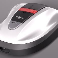 Honda Miimo Lawnmower 3D Model
