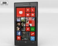 Nokia Lumia 925 3D Model