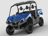 Yamaha Viking 3D Model
