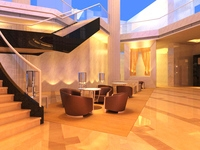 Lobby Sence 020 3D Model