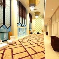 Lobby Sence 021 3D Model