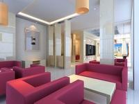 Lobby Sence 022 3D Model