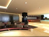 Lobby Sence 026 3D Model