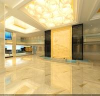 Lobby Sence 027 3D Model