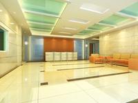 Lobby Sence 040 3D Model