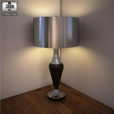 Ashley Emory Table Lamp 3D Model