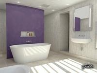 Bathroom 36 3D Model