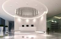 Lobby Sence 054 3D Model