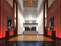 Lobby Sence 062 3D Model