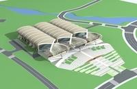 Grand Stadium 011 3D Model