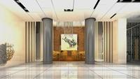 Lobby Sence 069 3D Model