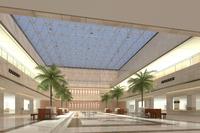 Lobby Sence 073 3D Model
