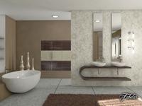 Bathroom 37 3D Model