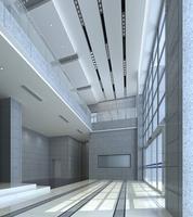 Lobby Sence 095 3D Model