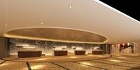 Lobby Sence 100 3D Model