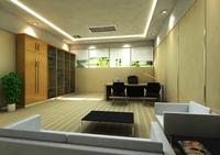 Office 017 3D Model