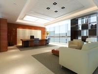 Office 022 3D Model