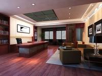 Office 026 3D Model