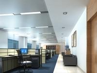 Office 055 3D Model