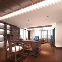 Office 063 3D Model