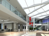 Office 064 3D Model