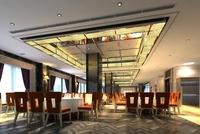 Restaurant 025 3D Model