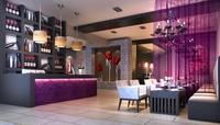 Restaurant 030 3D Model