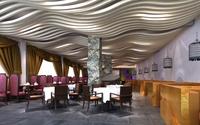 Restaurant 032 3D Model