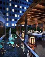Restaurant 035 3D Model