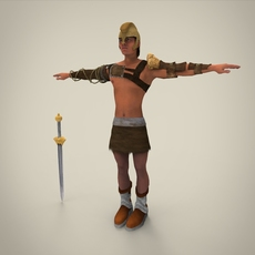 kharrata 3D Model