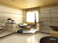 Bathroom 39 3D Model