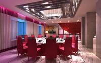 Restaurant 041 3D Model