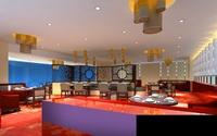 Restaurant 042 3D Model