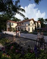 3d Villa 058 3D Model