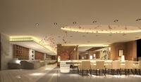 Restaurant 046 3D Model