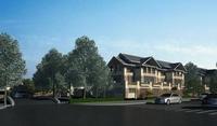 3d Villa 061 3D Model