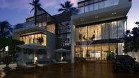3d Villa 063 3D Model