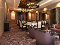 Restaurant 052 3D Model
