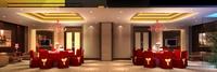 Restaurant 058 3D Model
