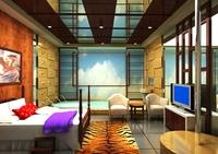 SPA Room 003 3D Model