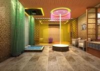 SPA Room 004 3D Model