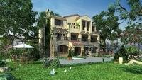 3d Villa 078 3D Model