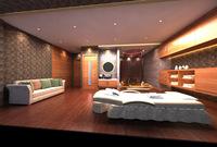 SPA Room 010 3D Model
