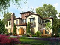 3d Villa 090 3D Model
