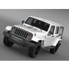 Jeep Wrangler Freedom Edition 3D Model