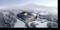 3D  Building 017 3D Model
