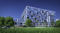 3D  Building 044 3D Model