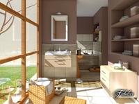 Bathroom 42 3D Model