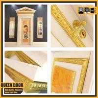 Queen Door 3D Model