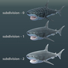14 45 09 893 05 wireframe white shark 4